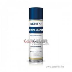KENT Final Clear - UV álló 1K Lakk Spray (450ml)