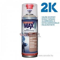 SprayMax 2K Epoxy Primer Spray - Szürke (400ml)