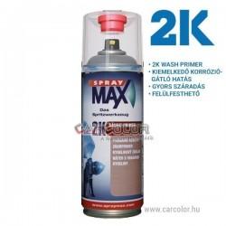 Spray Max 2K Akril Primer Spray - Szürke (400ml)