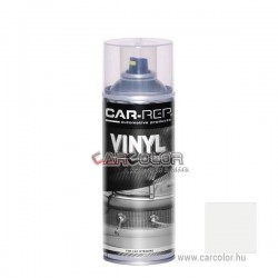 Car-Rep Fekete Vinyl Műszerfal felújító Spray Festék RAL9004 (400ml)