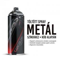 Töltött Spray Színkód Alapján 400 ml - Metál Színek (DE) Autó Javító Festék