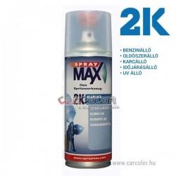 2K Spray Max Színtelen Lakk Spray - Fényes (400ml)